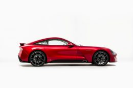 TVR Griffith to debut at the 2018 London Motor Show