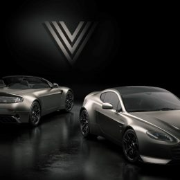 The Aston Martin V600 is reborn