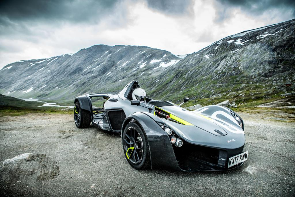 BAC partners with Poseidon to become the first car manufacturer to ...