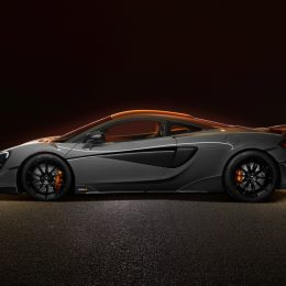Chicane Grey McLaren 600LT