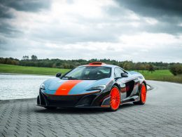 McLaren Special Operations recreates legendary McLaren F1 GTR racing livery on bespoke 675LT