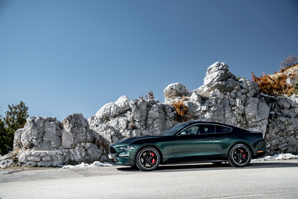 Special Edition Ford Mustang Bullitt available to order