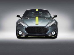 The Aston Martin Rapide AMR
