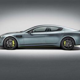 The Aston Martin Rapide AMR
