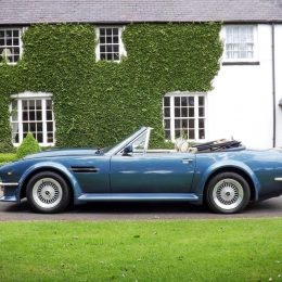 1987 Aston Martin Vantage Volante X-Pack