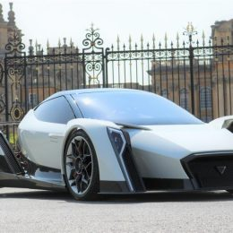Dendrobium D-1 E-hypercar confirmed for development and production in UK