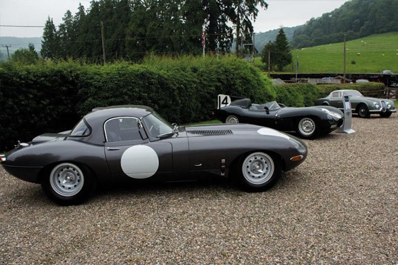 Jaguar XK70 Festival: The Stand Out Cars