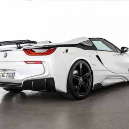 The BMW i8 Roadster by AC Schnitzer