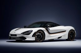 Two new design themes for McLaren 720S brought to life