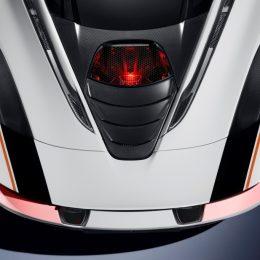 McLaren 720S Track Theme