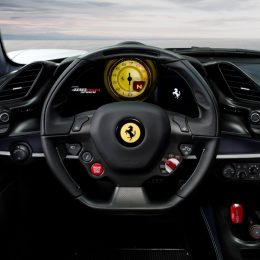 Premiere of the new Ferrari 488 Pista Spider