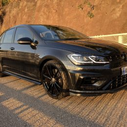 RevoZport introduce their Aerokit for the Golf 7R Facelift