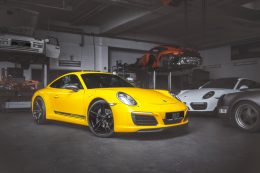 TECHART Performance Package for the Porsche 911 Carrera T