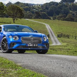Introducing the new Bentley Continental GT