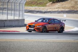 Jaguar XE SV Project 8 sets new speed record