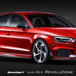 RevoZport Audi RS3