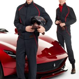 The Ferrari Monza SP1 and SP2 pilot suit
