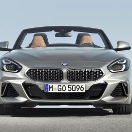 The new BMW Z4 Roadster