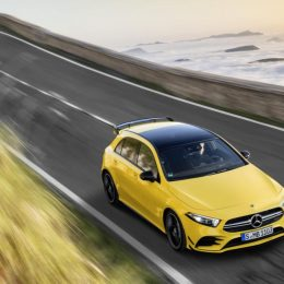 The new Mercedes-AMG A35 4MATIC