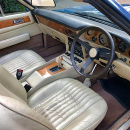 1979 Aston Martin V8 Volante - ex Roger Daltrey