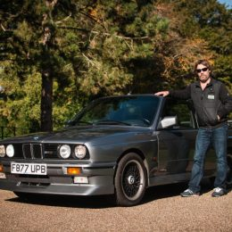 1989 BMW E30 M3 Johnny Cecotto Ltd Edition