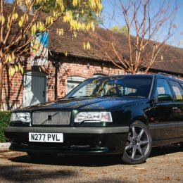 1996 Volvo 850R Estate