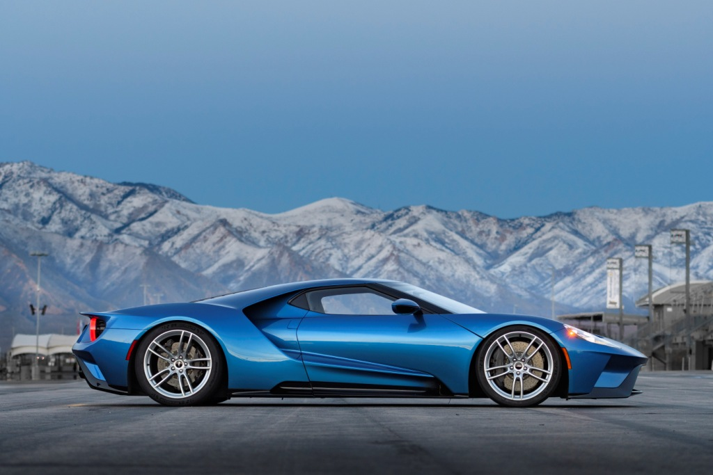 Ford GT application window to re-open for one month