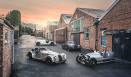 Morgan Motor Company introduces range of '110 Anniversary' models