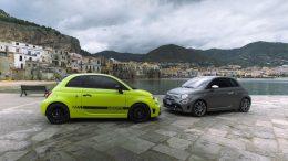 New Abarth 595 range debuts at the Targa Florio
