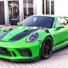 The TECHART Carbon Sport Package for the Porsche 911 GT3 RS