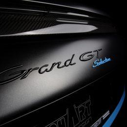 TECHART Porsche Panamera Sport Turismo GrandGT