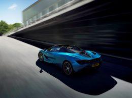 Introducing the new McLaren 720S Spider