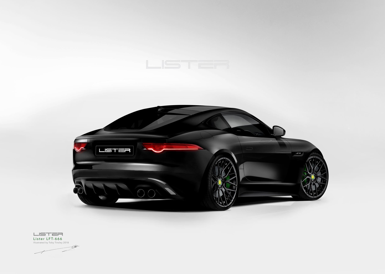 Lister LFT-666