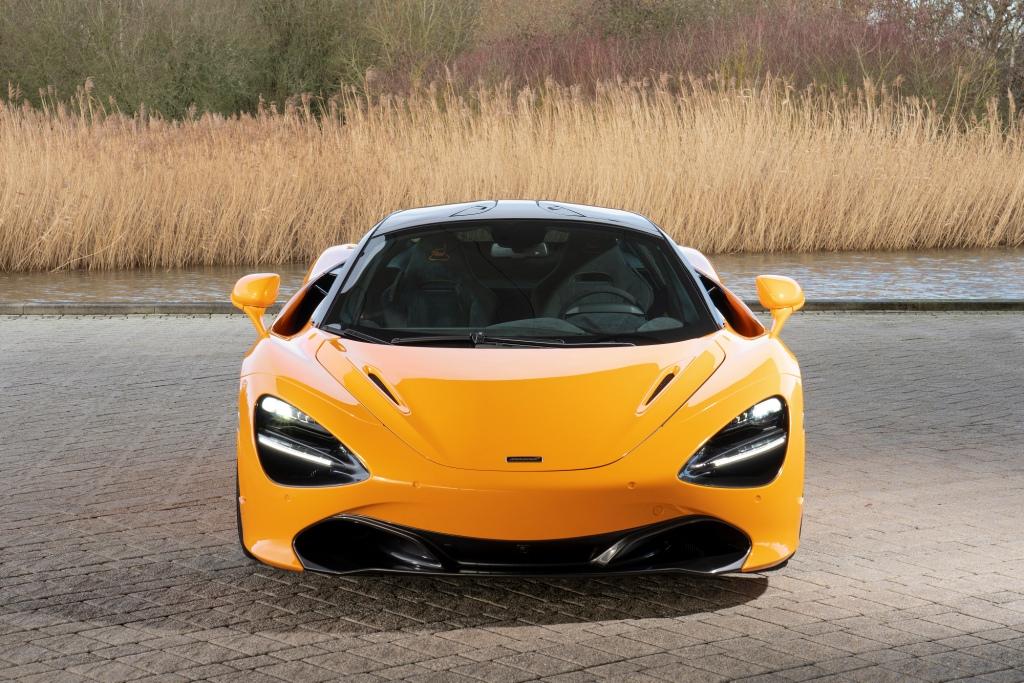 The McLaren 720S Spa 68 Collection