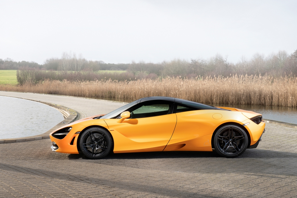 The McLaren 720S Spa 68 Collection