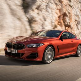 The all-new BMW 8 Series Coupé