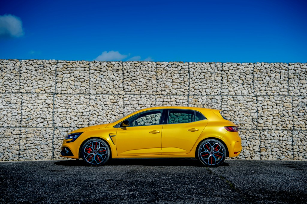The new Mégane RS 300 Trophy