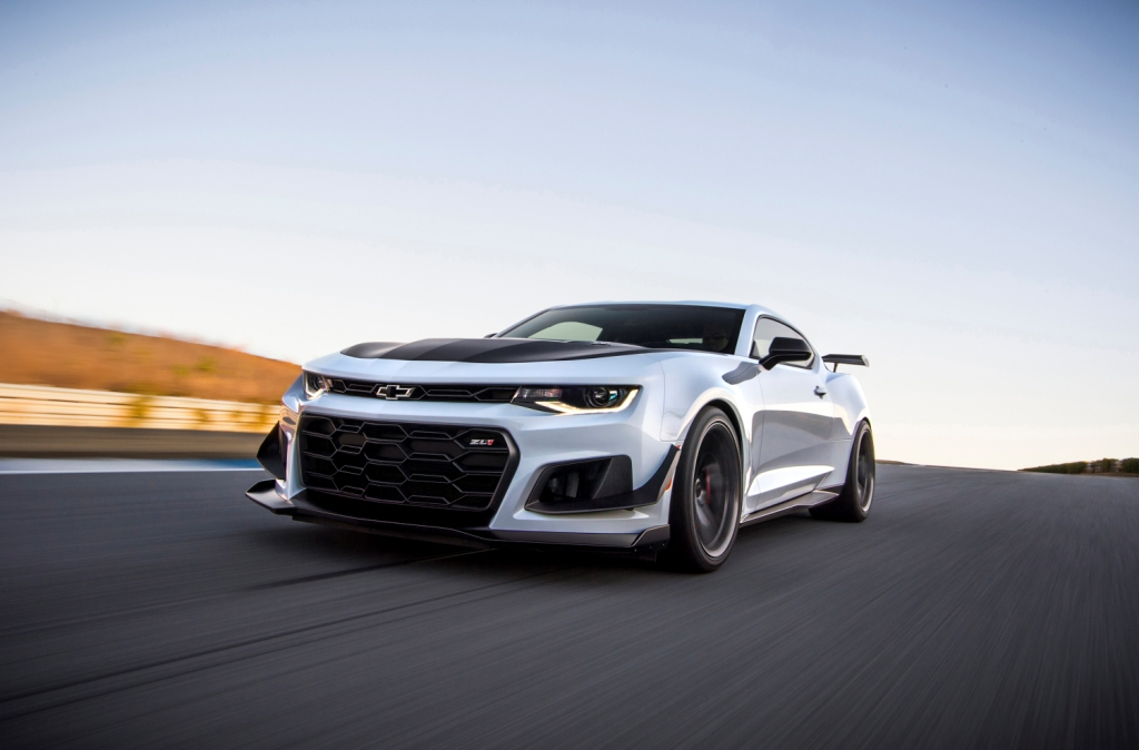 The 2019 Camaro ZL1 1LE
