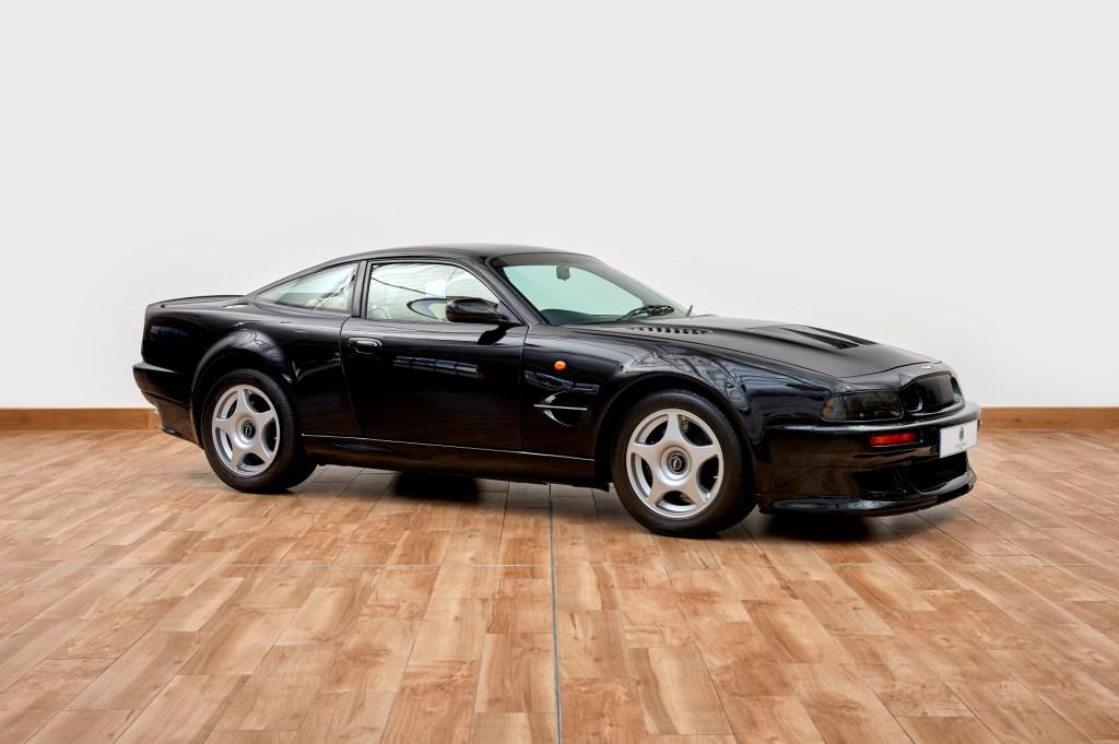 Aston Martin Vantage V600 Le Mans