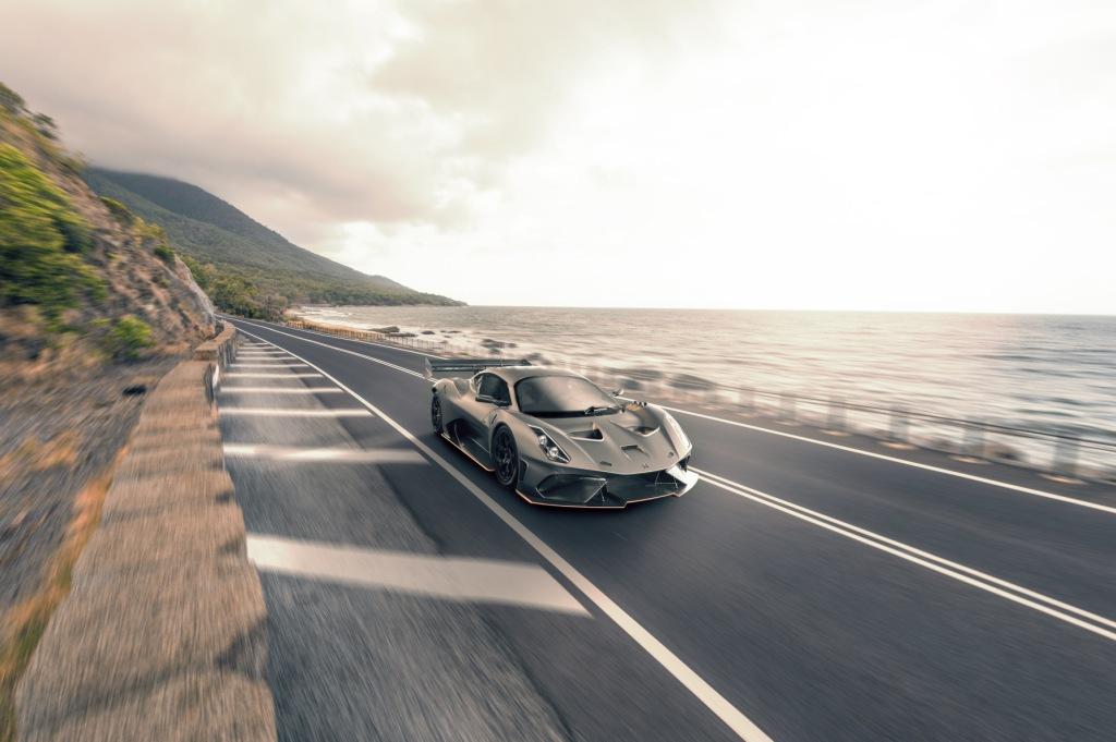 Brabham Automotive Confirms Road Legal Option For BT62