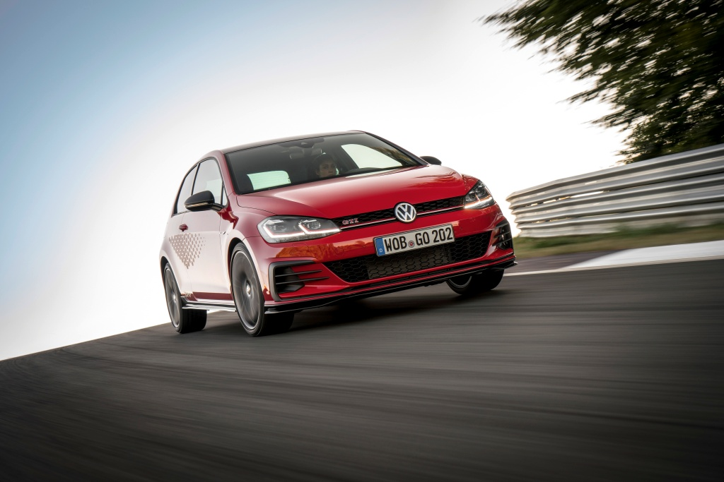 Introducing the Golf GTI TCR
