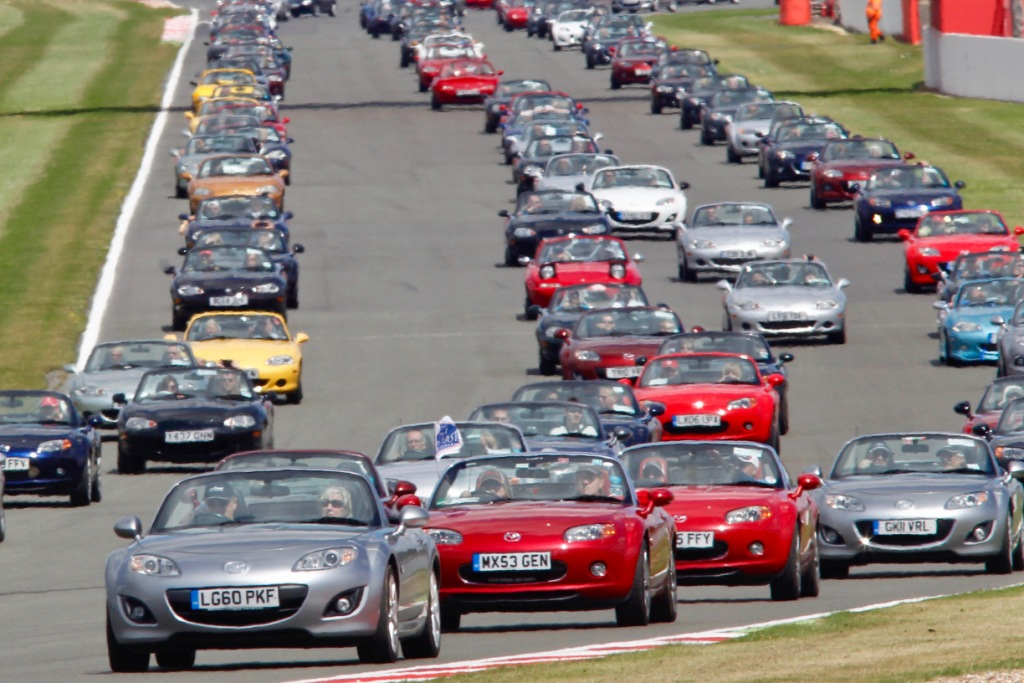 Motoring milestones to be celebrated at the 2019 Silverstone Classic