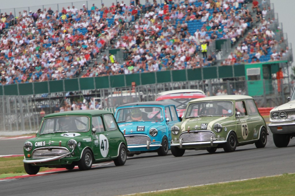 Special Silverstone races to mark magical Mini milestone