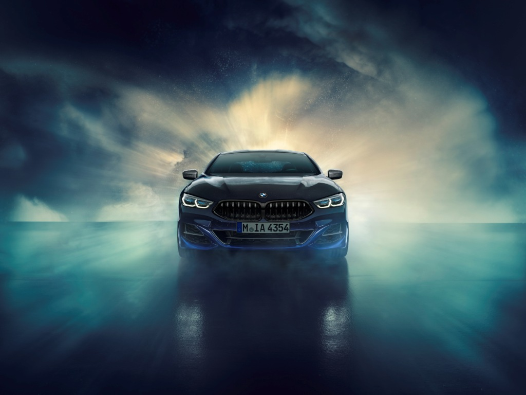 The all-new BMW Individual M850i xDrive Coupé Night Sky
