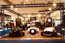 Vanderhall Brussels Salon