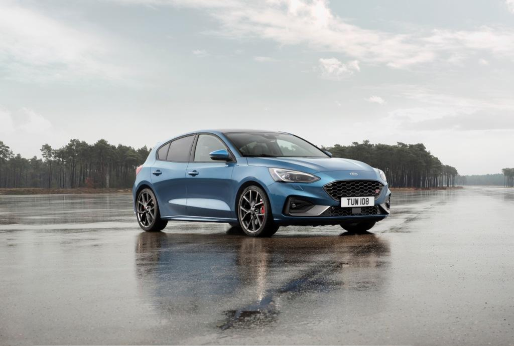 All-New Ford Focus ST for track days and everyday usability without compromise
