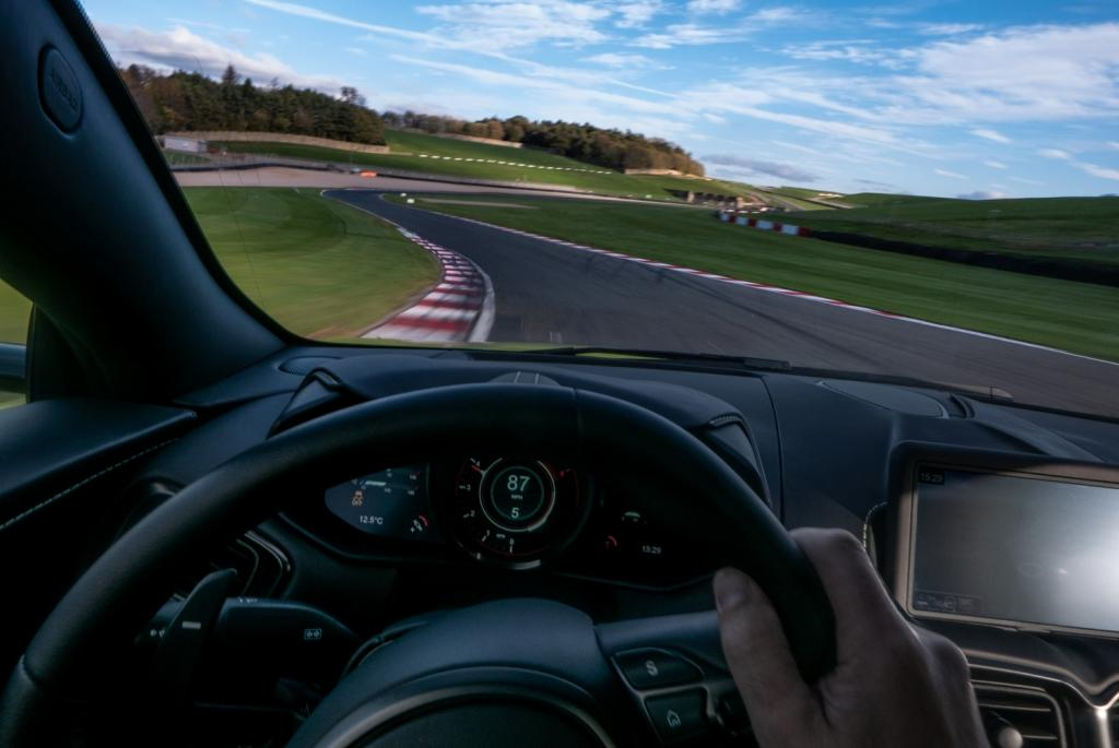 Aston Martin to launch exclusive track experience programme
