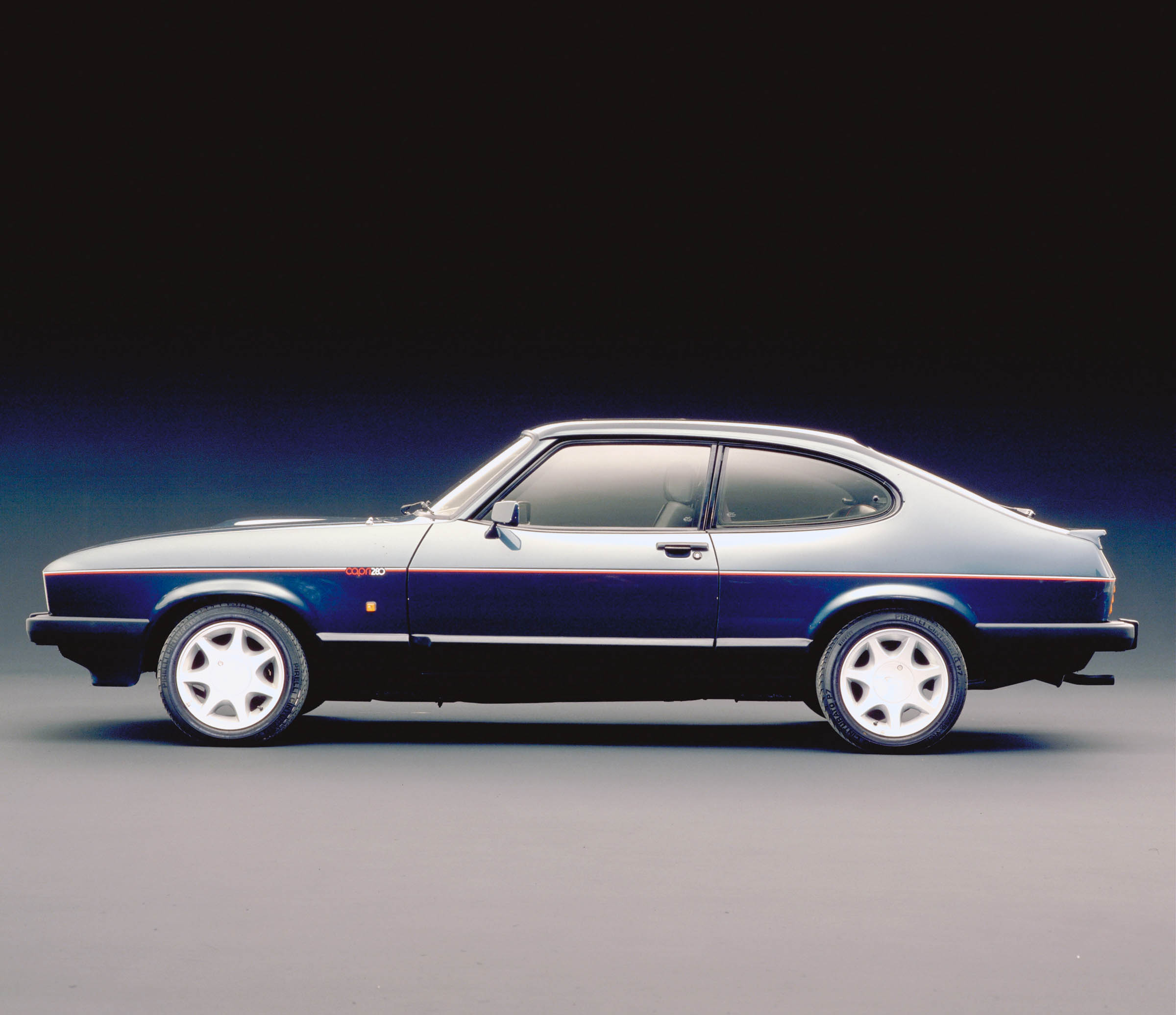 Final Ford Capri to lead 50th Anniversary parade at the 2019 Silverstone Classic