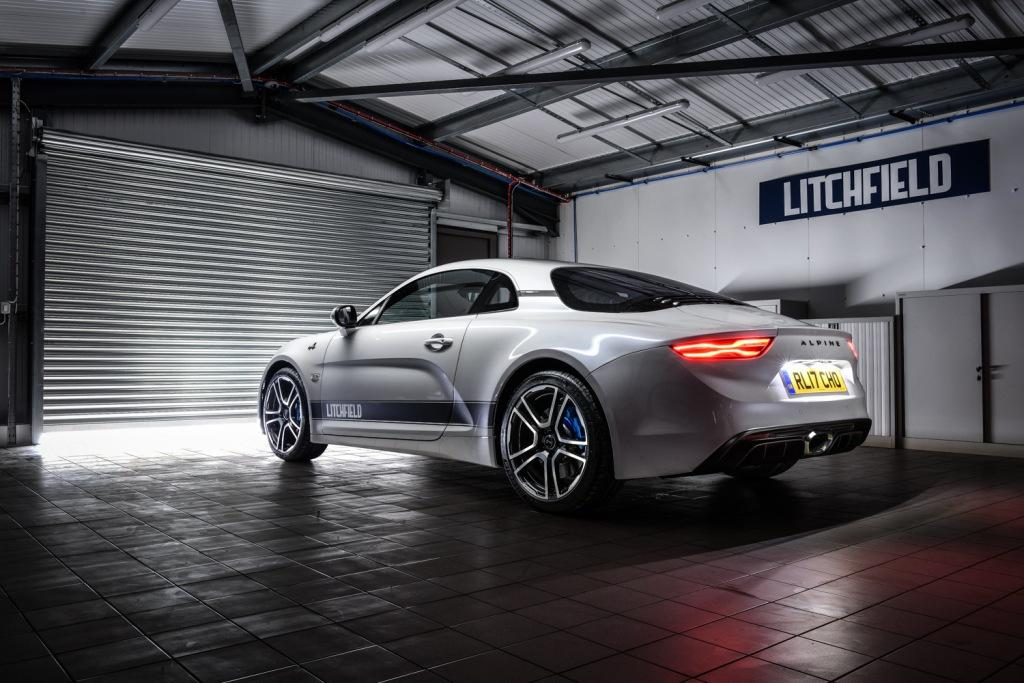Litchfield Releases Performance Upgrade Package for Alpine A110
