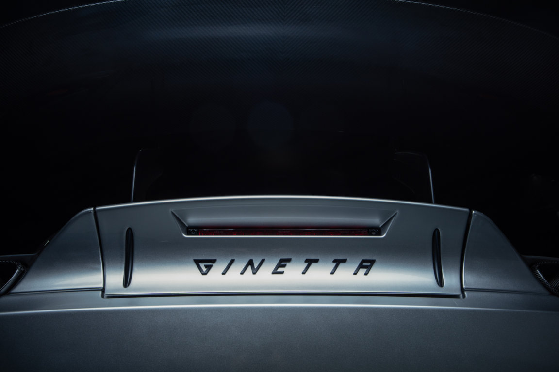 The all new Ginetta supercar